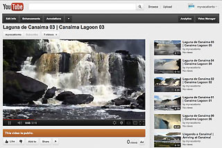 Videos de Canaima en Youtube!