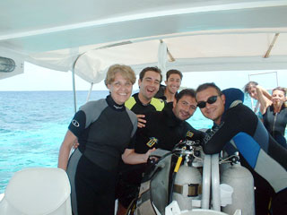 Learn to dive in Los Roques - Try Scuba course in the Caribbean