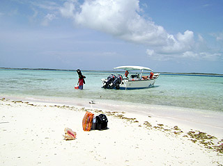 Los Roques islands and beaches - Venezuela Caribbean