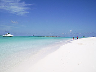 Beautiful islands in the Caribbean - Los Roques