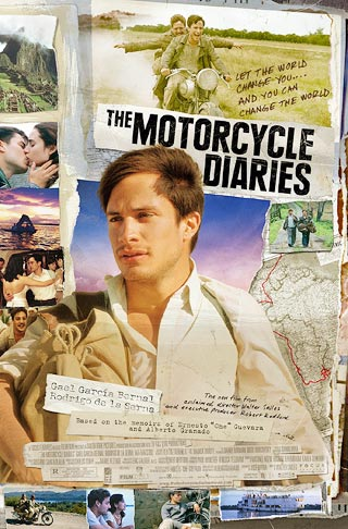 Movies that inspire to travel: Motorcycle diaries
