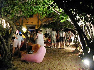 Night life in Los Roques, La Gotera